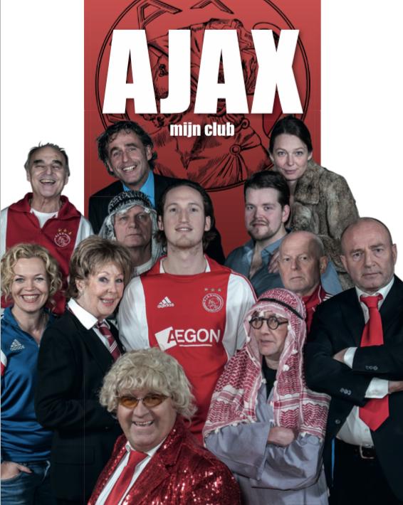 AJAX, mijn club